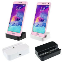 Universal Micro USB Charging Dock Syncing Docking Station For Cell Phone Charger