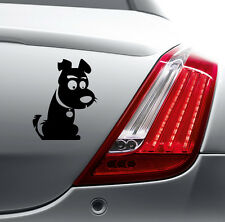 FUNNY DOG STICKER Car Bumper Van Window Laptop JDM VINYL DECALS STICKERS