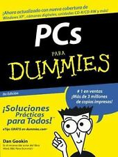 PCs Para Dummies (Spanish Edition)-ExLibrary