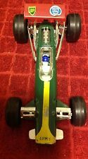 Vintage Green Lotus Indy 500 1960s Model Toy Race Racing car HONG KONG 4508