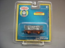 BACHMANN HO SCALE DELUXE S C RUFFY FREIGHT CAR train thomas & friends 77041 NEW