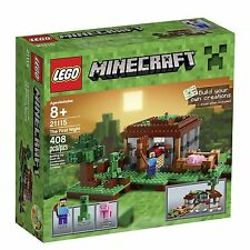 LEGO Minecraft 21115 The First Night - LegoOriginals