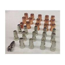 Trafimet plasma CONSUMABLES tips S75  Consumable Kit: 30 pc