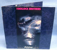 LP BOLLOCK BROTHERS - MYTHOLOGY // GERMANY // VG++