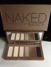 NEW URBAN DECAY Naked Basics - 6 Eyeshadow Palette   PIGMENTED, POPULAR COLORS