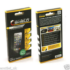 Genuine ZAGG INVISIBLE SHIELD Proteggi Schermo per Apple iPhone SE 5S 5 5C NUOVO