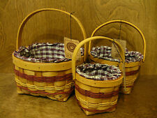 Boyds Accessories #65169 BRISTOL'S BERRY BASKETS, MIB New from our Retail Store