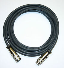 Mic cable 6 pin for Neumann KM53 KM54 KM54a KM 56 KM66 tube condenser microphone