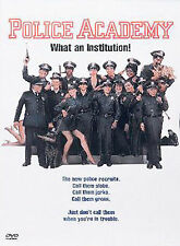 Police Academy (DVD, 2004, 20th Anniversary Special Edition) New Sealed