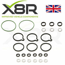 Universal Bosch Common Rail High Pressure Pump Fuel Gasket Repair Seal Kit Fix