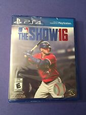 MLB The Show 16 for PS4  NEW