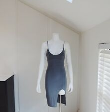 New w/tags Designer Gigi Hadid House Of CB Grey Dress Celeb/Blogger Fav RRP£99