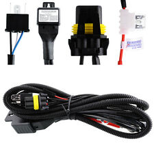 HID Relay Harness H4 DC12V 35W/55W Bi-Xenon Hi/Lo H/L Wiring Controller