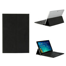 Folding Keyboard Leather Case Cover Stand for Chuwi Vi10 Plus/ Hi10 Plus Tablet