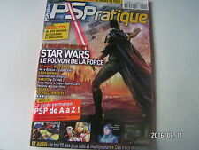 ** PSPratique n°15 DVD / Star Wars le pouvoir de la Force / Lego Batman