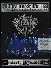 HEAVEN & HELL - Live From Radio City Music Hall DVD