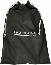 Utility Bags (Set of 6 Shoe Bags) in Black (BL6)