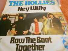 "7"" The Hollies - Hey Willy  *"