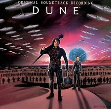 Dune [Original Motion Picture Soundtrack] by Toto (CD, Aug-1993,...