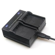 LP-E8 Battery Charger Dual Channel For Canon 550D/600D/650D/700D Rebel T5i T4i