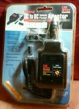 UNIVERSAL DC TO DC VEHICLE POWER ADAPTOR MODEL WS-002 NEW SEALED