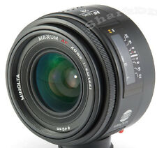 MINOLTA AF 28mm f/2.8 Sony Alpha dSLR camera wide angle lens A-mount A700 7D A58