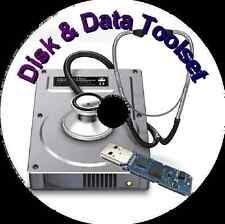 Disk & Data Suite - Set of Tools to Backup, Recover, Wipe, Resize Disk partition