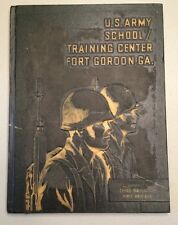 1967 Us Army School Fort Gordon Comp C Third Battalion First Brigade Yearbook