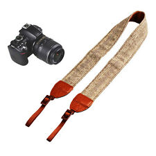 Adjustable Shoulder Neck Belt Strap For SLR DSLR Digital Canon Camera Strap
