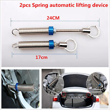 2pcs Flexible Adjustable Automatic Car Trunk Boot Lid Lifting Spring Device Part