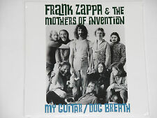 "FRANK ZAPPA & THE MOTHERS OF INVENTION -My Guitar- 7"" 45  NEU"