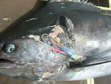 Hawaiian Big Game Trolling Lures Tuna/Marlin WK-7 Identical