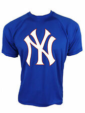 MLB NEW YORK NY YANKEES Trikot T-Shirt blau Gr.XL