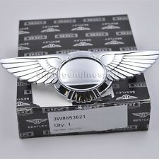 Genuine Bentley Continental GT GTC Emblem Logo Front Grille Wing Badge 3W8853621