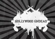 Hollywood Undead 2 A3 Promo Poster M126