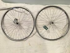 NOS Campagnolo Record Titanium Wheels Moskva 9/10 Speed 36h New Campy Wheelset