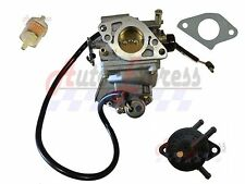 Carburetor Carb for Honda w Fuel Pump Filter GX620 Gx610 Mower Gas Engine Parts