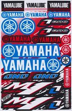 Yamaha Lube logo Moto-GP Helmet Racing Sticker Car Bike Notebook Kits Decals
