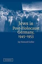 Jews in Post-Holocaust Germany, 1945-1953-ExLibrary