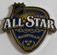 NHL 2016 ALL STAR GAME NASHVILLE TENNESSEE LAPEL PIN