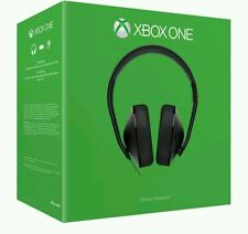Xbox One Gaming Headset Stereo Microsoft XBOX. micrófono no funciona ONE