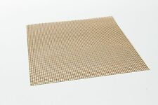 """REC TEC Grills Non Stick BBQ grilling mats for smoker and grill grates (16""""x16"""")"""