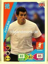Adrenalyn XL London 2012 - #149 Gareth Bale - Olympia