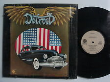 DETROIT With Mitch Ryder ROCK LP SHRINK PARAMOUNT Original NM