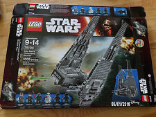 LEGO Star Wars Kylo Ren's Command Shuttle (75104) - Box Only