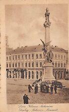 B16342 Poland Lemberg Lwow Mickiewicz Monument