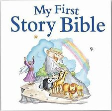 My First Story Bible (Candle Bible/My First Story),GOOD Book