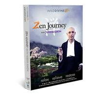 Wild Divine Zen Journey Meditation Software for IOM finger sensors