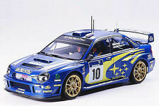 Tamiya Model kit 1/24 Subaru Impreza WRC 2002