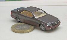 Herpa  031134: Mercedes Benz 600 SEC